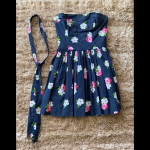 Super Cute Abercrombie & Fitch Floral Dress